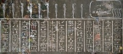 Sarcophagus of Nectanebo II (bathyporeia) Tags: london sarcophagus britishmuseum hieroglyphs egyptology nectaneboii hanshillewaert