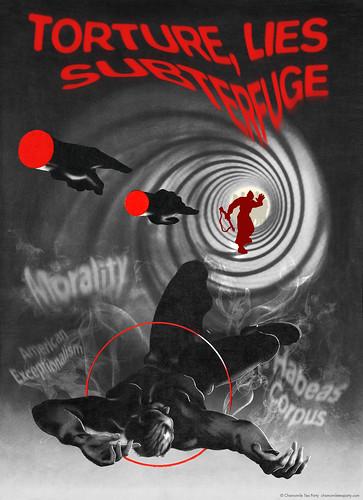 Torture, Lies, Subterfuge