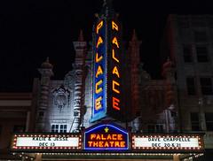 Palace (mikemcnary) Tags: urban lights downtown neon unitedstates kentucky louisville palacetheatre