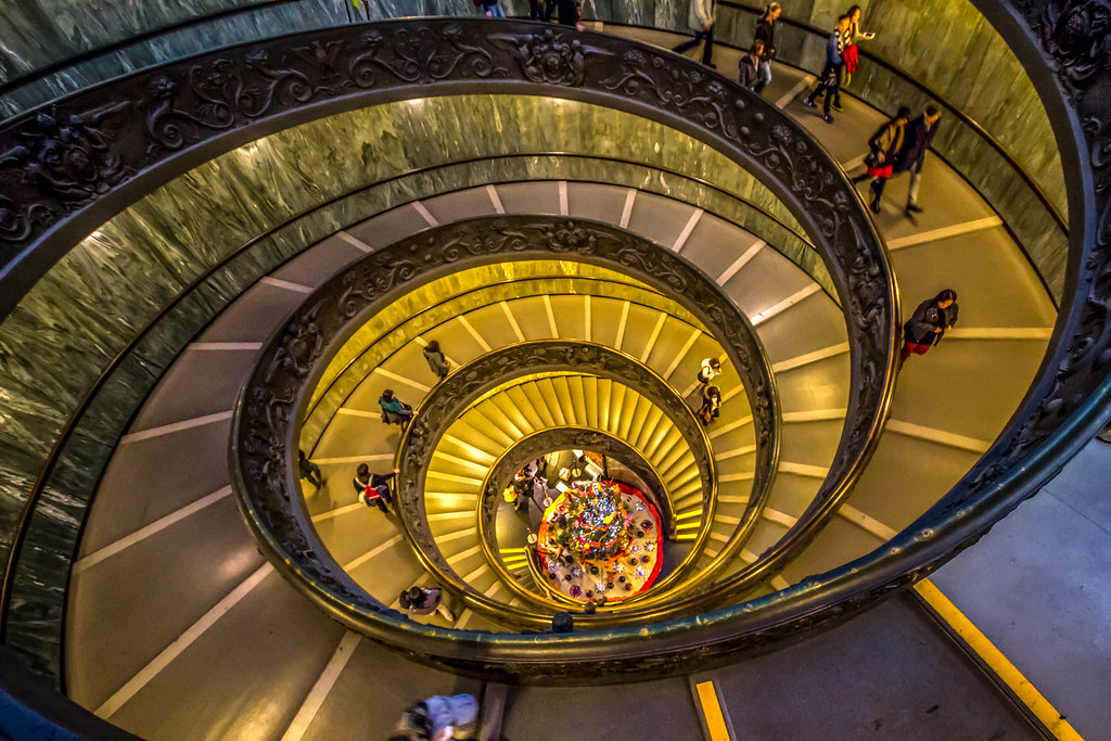 Scale A Spirale.The World S Best Photos Of Musei And Scale Flickr Hive Mind
