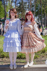 Vrnfest 2014 Open Air (ysekain) Tags: portrait people girl costume cosplay lolita convention cosplayer openair voronezh vrnfest vrnfest2014