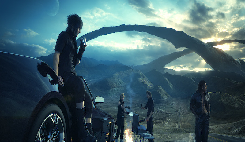 Don't Expect Final Fantasy XV's Demo To by BagoGames, on Flickr