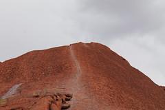 Uluru (-Mainman-) Tags: rock december australia outback uluru northern ayers territory 2014