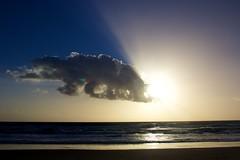 Atardecer / Sunset, Los Lances, Tarifa (Jos Rambaud) Tags: sunset sky sun beach clouds atardecer playa cielo nubes cdiz cloudscape tarifa parquenaturaldelestrecho