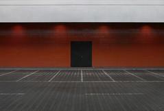 a black door (LichtEinfall) Tags: door berlin kacheln fliesen icc tür raperre img2881iccausmo knipsenmitartissoft