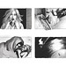 horror film storyboard
