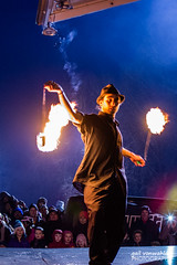 Spinning Fire (gvonwahlde) Tags: minnesota festival night canon fire plymouth firedancing mn fireice 60d vonwahlde
