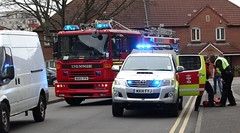 West Midlands Fire Service [CO(11/12?) & CO75]   Pump Rescue Ladder & Brigade Response Vehicle   Dennis Sabre XL & Toyota Hilux Invincible   BU03 TPV & MX14 FYJ (CobraEmergencyPhotos) Tags: b rescue west make station fire high pumps w 4 s m pump v sabre f r highrise vehicle service fireengine ladder dennis highgate rise incident xl firefighters mp4 brigade midlands response prl fireservice ladywood fireappliance wmfs brv westmidlandsfireservice co12 dennissabre makepumps4 co11 dennisfireappliance dennissabrexl co75 ladywoodfirestation pumprescueladder wmfsbrigaderesponsevehicle westmidlandsfireservicebrigaderesponsevehicle westmidlandsfireservicedennissabre brigaderesponsevehicle wmfsbrv highgatefirestation