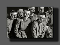 TERUEL.-BODAS DE ISABEL DE SEGURA 2015-EL DESTINO DE ISABEL (Juan J. Marqués) Tags: isabel teruel bodas segura medievales recreaciones blancoynegroyvariaciones