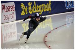 Seung-Hoon Lee vs Jin-Su Kim, 1500 Meters Men (Dit is Suzanne) Tags: netherlands nederland heerenveen speedskating thialf views100 eisschnelllauf img6253  canoneos40d langebaanschaatsen sigma18250mm13563hsm  jinsukim ditissuzanne 1500metersmen 14122014 isuworldcup20142015 isuworldcupheerenveendecember12142014 1500men
