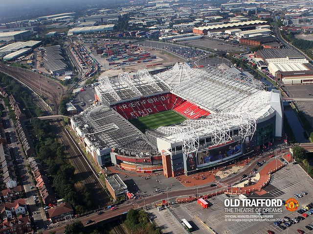 Man Utd Stadium Wallpapers Hd HD Photos