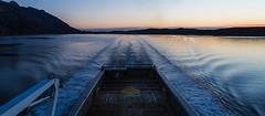 Outbound (Per-Karlsson) Tags: seascape norway evening dusk explore fjord helgeland sandnessjoen supplyvessel inexplore canonef24105mmf40lisusm canoneos6d botnfjorden