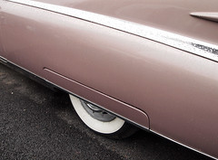 Sleek and pink (Cath Dupuy) Tags: london cars ford chevrolet thames vintage austin river shopping 60s riverside sale cadillac retro southbank 50s cocacola morris rocknroll timeout classiccars stalls bricabrac 40s bootsale mannequi dayouy