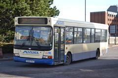 Avon Buses 452 KU52YLE (Will Swain) Tags: uk travel england bus buses britain transport 21st birkenhead february 452 avon mersey merseyside 2015 ku52yle