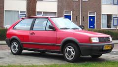 1992 Volkswagen Polo Coupé 1.3 GT (rvandermaar) Tags: 1992 volkswagen polo coupé 13 gt vw vwpolo volkswagenpolo sidecode5 fbdp94 rvdm