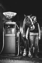 Cleveland (Roj) Tags: uk england blackandwhite bw horse monochrome mono rocky equestrian dieselpump canon5dmkii sigma85mmf14exdghsm originalphotographer photographersontumblr lyndseyabercromby