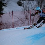Canada Winter Games Giant Slalom - Katie Fleckenstein PHOTO CREDIT: Steve Fleckenstein