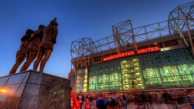 Man Utd Stadium Wallpapers Hd High Definition