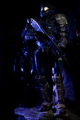 Carter-A259 (Giovanni Raya) Tags: halo reach spartan figure remember jorge emile jun kat carter noble team