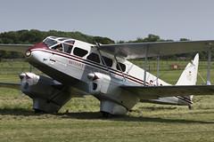 De Havilland DH.89A Dominie - 9 (NickJ 1972) Tags: fly dragon aviation navy collection airshow shuttleworth dehavilland rapide 2016 dominie oldwarden dh89 gagsh jemmameeson