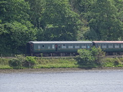 RPSI MK2, Londonderry Goods Loop, June '16 (nathanlawrence785) Tags: ireland station train coach track carriage stock rail railway londonderry mk2 coaching society signal waterside coaches derry preservation rpsi