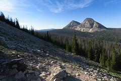 Space (RupertsDogBoye) Tags: utah hiking uintamountains uintawasatchcachenationalforest nikond7100