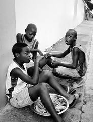 Sosua - Dominican Republic 2016 (Dusan Zidar) Tags: bw blackwhite dominican republic streetphotography sosua a6000