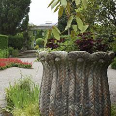 (Wendy:) Tags: mountstewart nationaltrust gardens co down stone urn planter