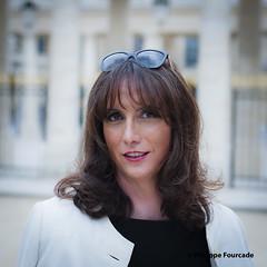 Portrait (french_lolita) Tags: black dress white jacket