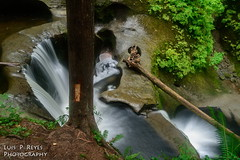 Kanaka Creek Cliff Falls (SlowManLuis2011) Tags: bc mapleridge clifffalls kanakacreek