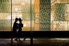 Storefront. (Peapotty) Tags: street japan night lowlight fuji fujifilm 28 fujinon tenjin xf fukuokaken xt1 1655mm fukuokashi