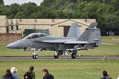F/A-18F Super Hornet (Bri_J) Tags: uk nikon fighter aircraft jet gloucestershire airshow usnavy fa18 riat superhornet fa18f raffairford d7200 royalinternationaltattoo riat2016