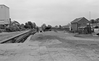 Abingdon station, 1977