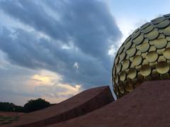 matrimandir_gdns_7083 (Manohar_Auroville) Tags: auroville matrimandir gardens beauty paradise spirituality india tamil nadu manohar luigi fedele