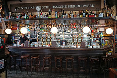 Agentschap der Schiedamse Bierbrouwerij - Delfshaven (peter.velthoen) Tags: tapperij genever kruik bier beer cafe delfshaven rotterdam