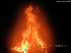 Hell Fire...the Awakening (Walt Snyder) Tags: canonsx40hs satan satanic devil fire bonfire campfire flame firesprite firespirit firepixie endtimes apocalypse rapture armageddon malachi31921 hellfire