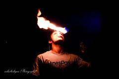 carnival-0999 (anbuvahanan) Tags: fire fireeater