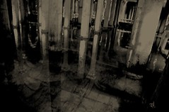 """Ancient Cisterns - Istanbul (""""Jimmer"""" ( http://jim-vance.pixels.com )) Tags: cisterns istanbul"""