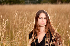 Field of Beauty III (Loft Haven) Tags: copyrighted field individuals lofthavenphotography longhair nature nikond300 outdoor portrait tamron2875f28 washington washougal beautiful