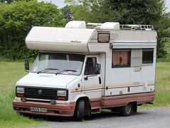 H659 OVG (Nivek.Old.Gold) Tags: 1990 talbot express 1300d autohomes bedouin camper 2498cc diesel
