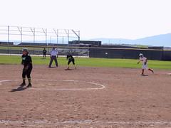 DSCN4676 (Roswell Sluggers) Tags: sluggers kids sports summer fun sun rio rancho green softball girls