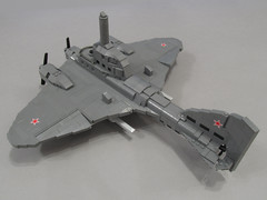 11 Control surfaces (PigletCiamek) Tags: lego flying submarine