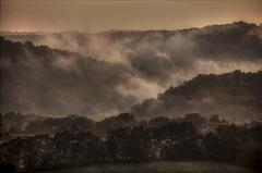 Sunset after the Rain (Klaus Ficker --Landscape and Nature Photographer--) Tags: rain sunset storm evening clouds thunderstorm sturm gewitter regen wolken kentuckyphotography usa klausficker canon eos5dmarkii