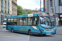 Arriva North West 3060 MX10DCY (Will Swain) Tags: liverpool 18th june 2016 merseyside north west bus buses transport travel uk britain vehicle vehicles county country england english arriva 3060 mx10dcy