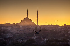 Istanbul (PixPep) Tags: istanbul sunset turkey pixpep