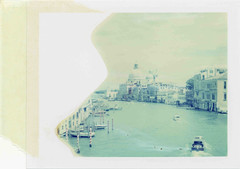 P065 (charlesguerin) Tags: venise roadtrip italy wollensak raptar city landscape waterscape boat river sea channel mpp polaroid 108 summer