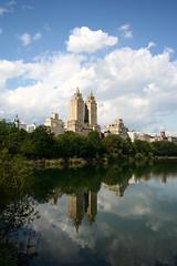IMG_1178 (Cristian Marchi) Tags: day7 ny nyc america viaggio trip central centralpark park usa reservoir skyscrapers skyline