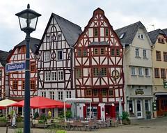 Limburg, Germany (Tobi_2008) Tags: limburg stadt town fachwerkhuser city hessen deutschland germany allemagne germania