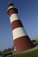 Smeaton's Tower, Plymouth 03/06/2016 (Gary S. Crutchley) Tags: plymouth devon uk great britain england united kingdom nikon d800 sea ocean seascape coast coastal seaside seafront marine nikkor afs 28300mm f3556g ed vr