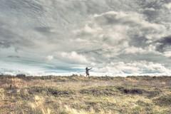 267/366 - windswept (possessed2fisheye) Tags: possessed2fisheye scott scottmacbride creativeselfportrait selfportrait self countryside thegreatoutdoors wilderness 366 366project 3662016 366project2016 project366 2016 project3662016